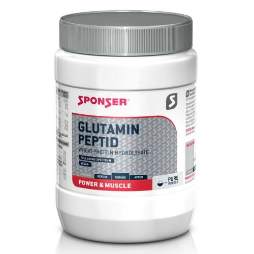 Sponser Glutaminpeptid aminosav