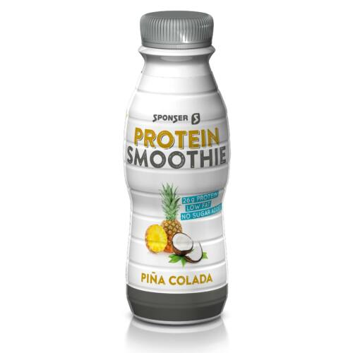 Sponser Protein Smoothie  fehérje ital 330ml, Pina Colada