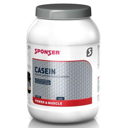 Sponser Casein kazein - fehérje éjszakára