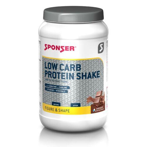 Sponser Protein Shake Low Carb fehérje ital