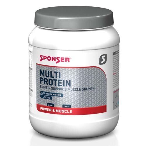 Sponser Multi Protein fehérjepor, 850g