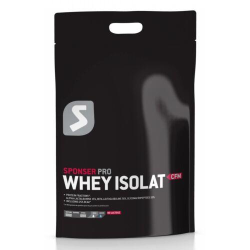 Sponser Whey Isolate 94 fehérjepor (2000g)