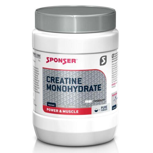 Sponser Creatine Monohydrat - Creapure, 500g