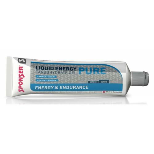 Sponser Liquid Energy Pure energia gél, 70g