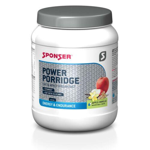 Sponser Power Porridge zabkása, 840g