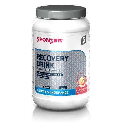 Sponser Recovery Drink regeneráló ital
