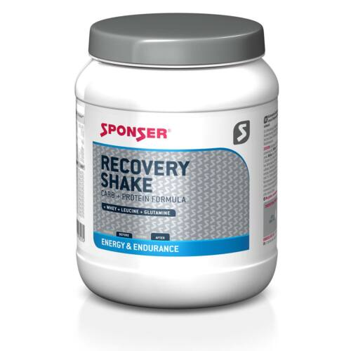 Sponser Recovery Shake regeneráló ital, 900g