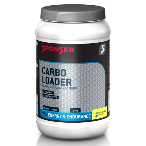 Sponser Carbo Loader szénhidrát ital, 1200g