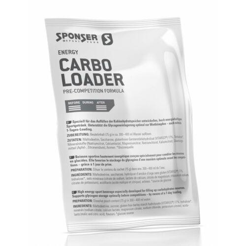 Sponser Carbo Loader szénhidrát ital (75g)