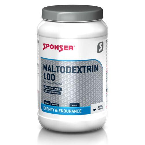 Sponser Maltodextrin 100 szénhidrát ital, 900g