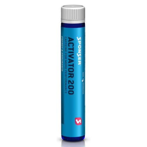 Sponser Activator 200 energizáló 25ml, cola-citrom