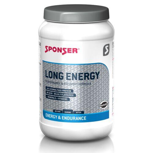 Sponser Long Energy sportital 5% fehérjével, 1200g