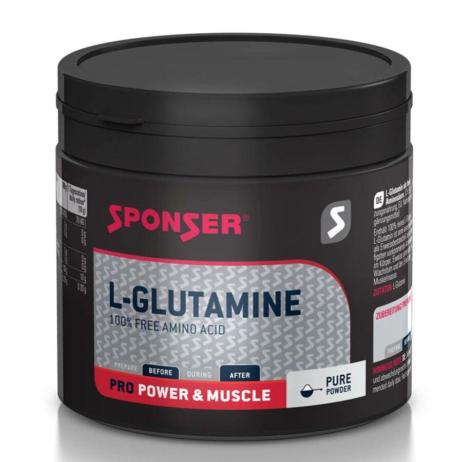 Sponser L-Glutamine 100% Pure aminosav