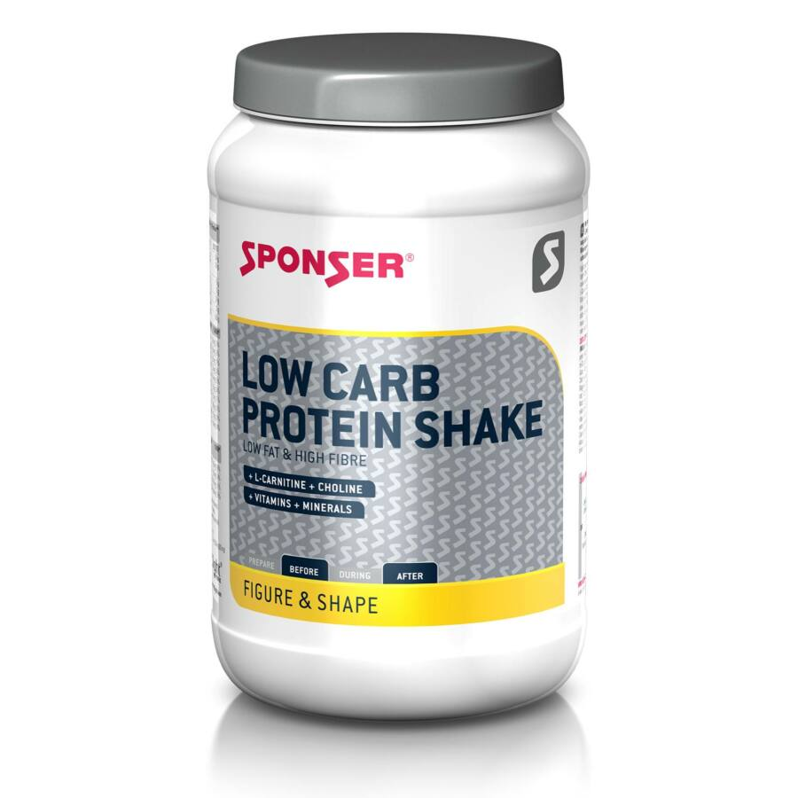 Sponser Protein Shake Low Carb fehérje ital
