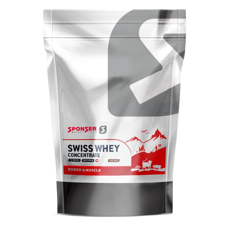 Sponser Swiss Whey Concentrate tejsavófehérje