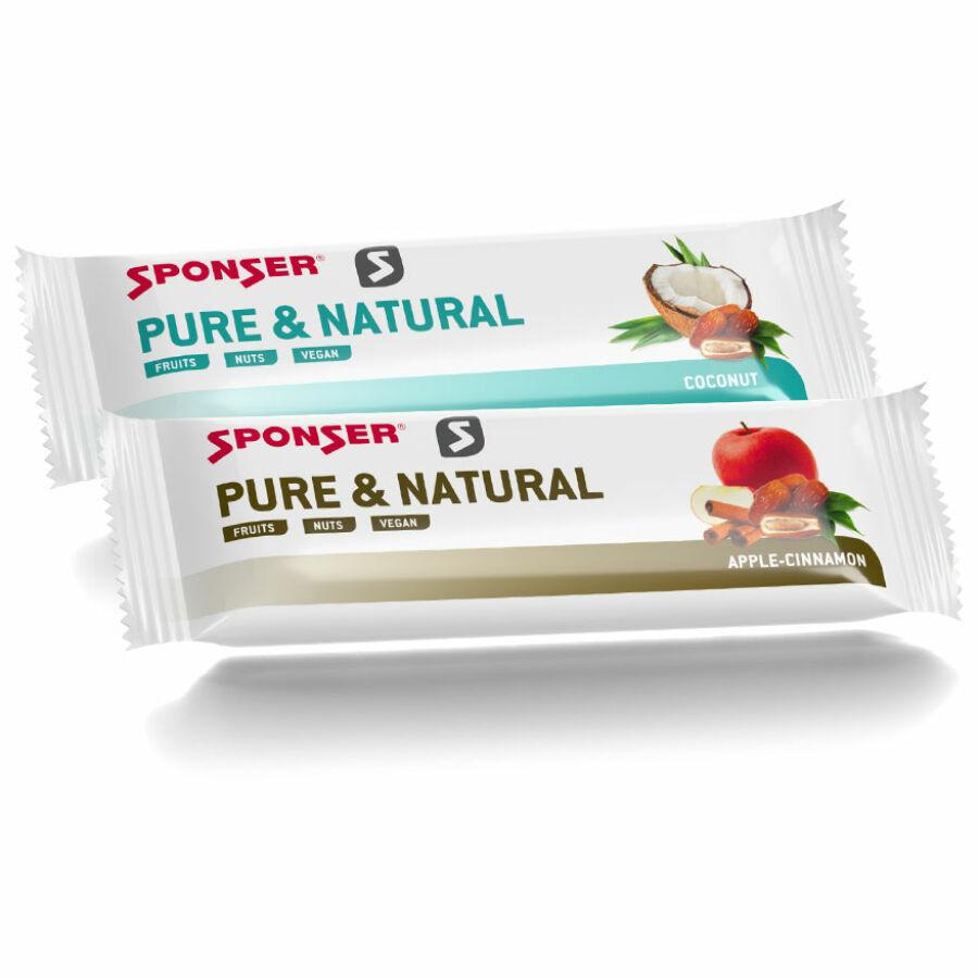 Sponser Pure&Nature energia szelet