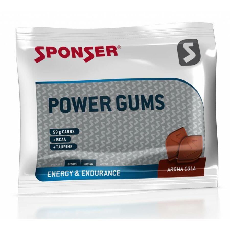 Sponser Red Power Gums energia gumicukor