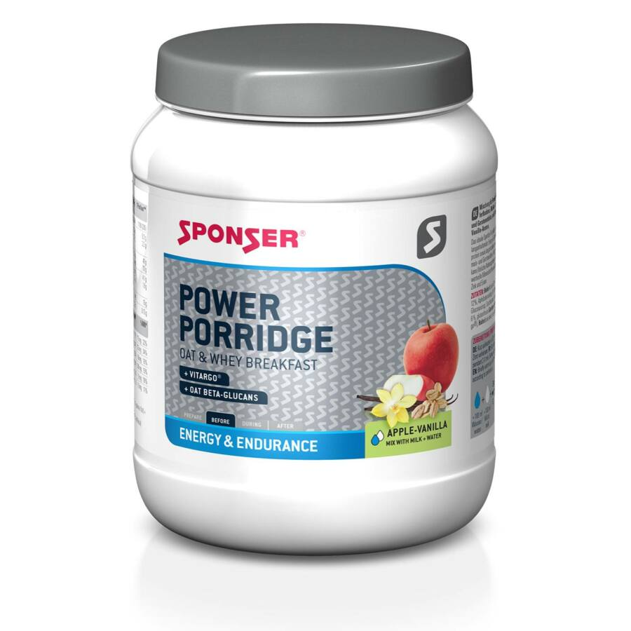Sponser Power Porridge zabkása