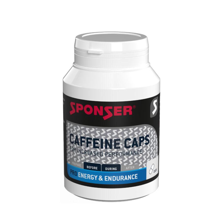 Sponser Coffein caps koffein kapszulák