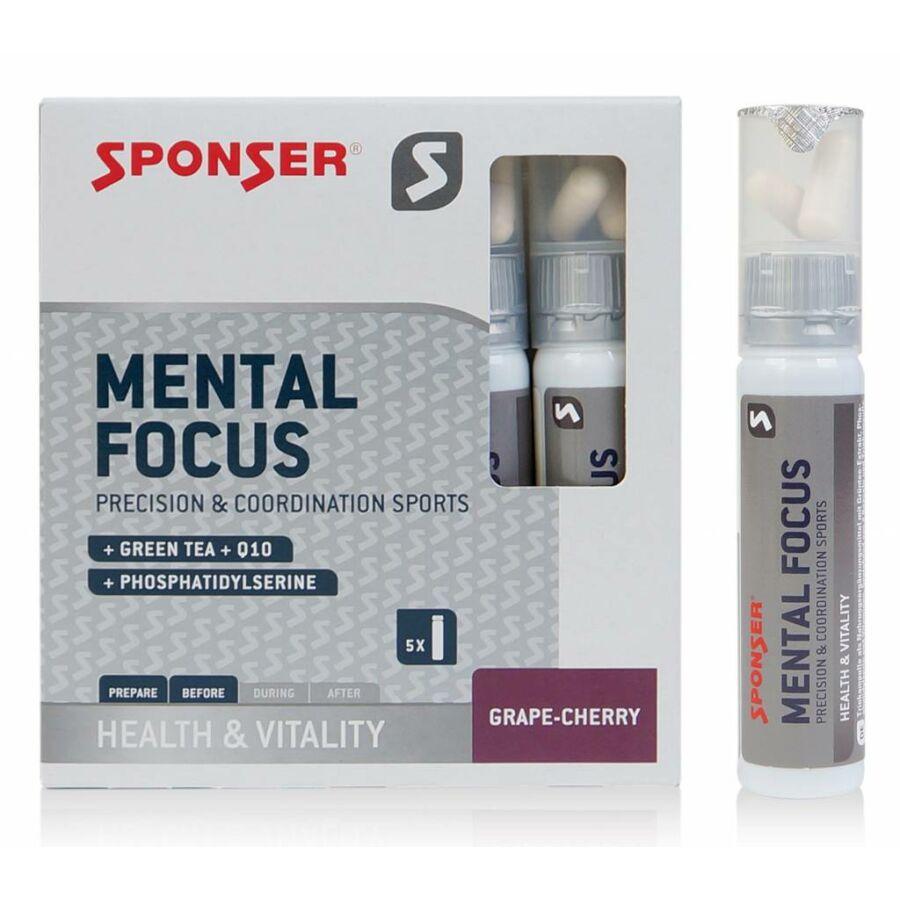 Sponser Mental Focus teljesítményfokozó