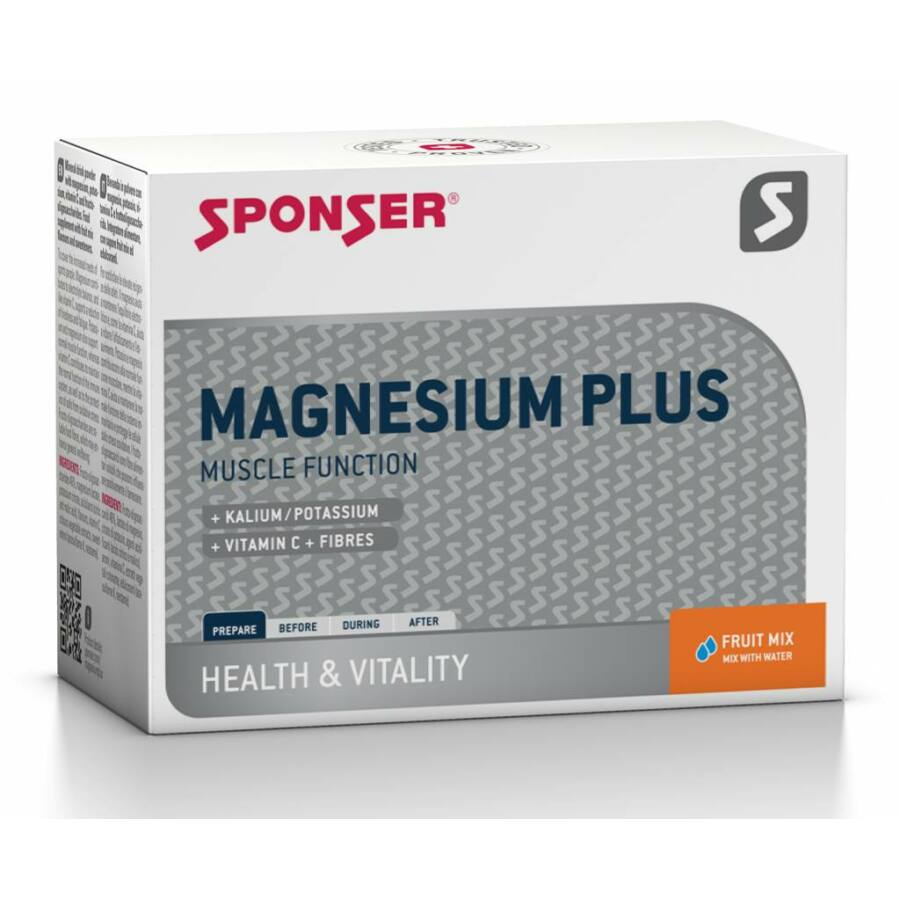Sponser Magnesium Plus ásványi anyag